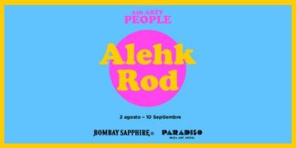 Alehk Rods Werke im Paradiso Ibiza Art Hotel Cultura