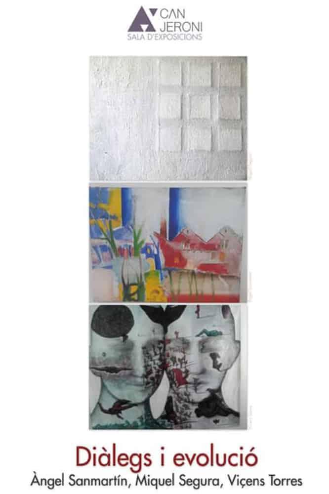 Diálogos y evolución: Exposición colectiva en Can Jeroni