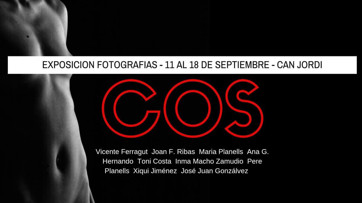 COS: Photography Exhibition in Can Jordi Ibiza