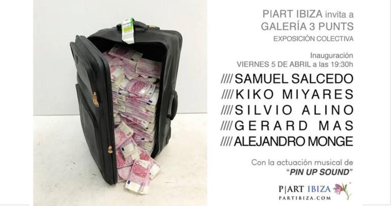 P | Art Ibiza invita a la Galería 3Punts de Barcelona