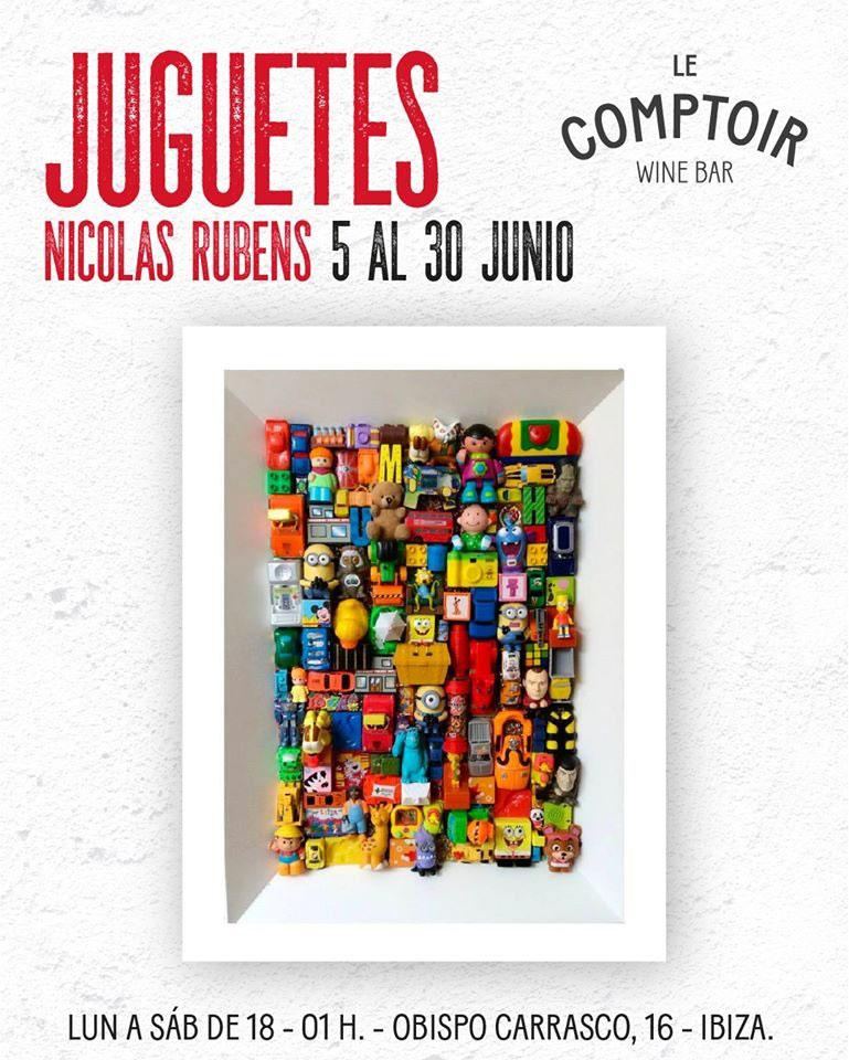 exposicio-joguines-nicolas-rubens-li-Comptoir-Eivissa-2020-welcometoibiza