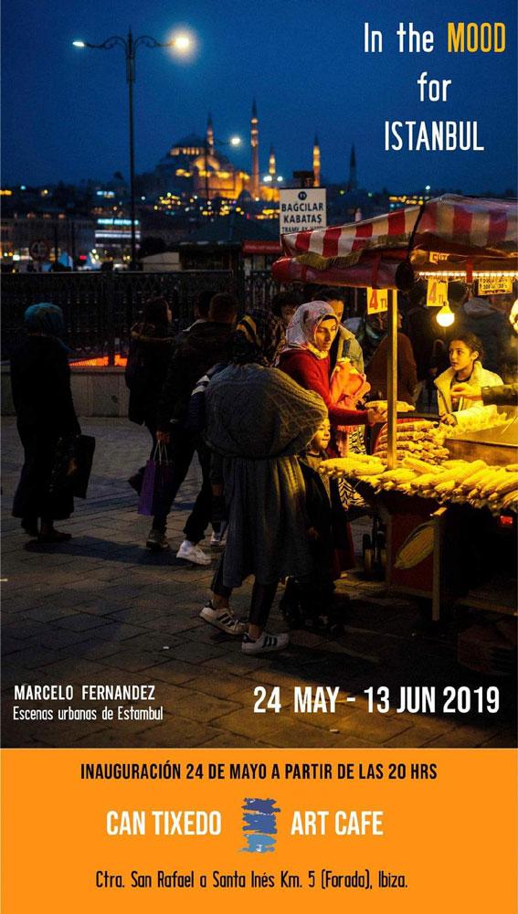 Imágenes de Estambul de Marcelo Fernandez en Can Tixedó Ibiza