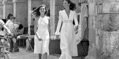 Adlib, 50 years of fashion (1971-2021), exhibition at the Faro de ses Coves Blanques Cultura