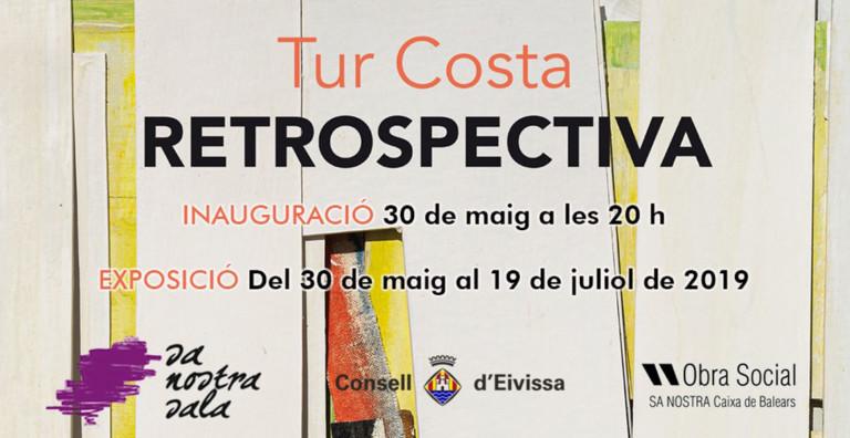 Retrospektive Ausstellung von Tur Costa in Sa Nostra Sala