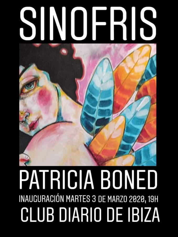Die schönen unvollkommenen Frauen von Patricia Boned im Ibiza Daily Club