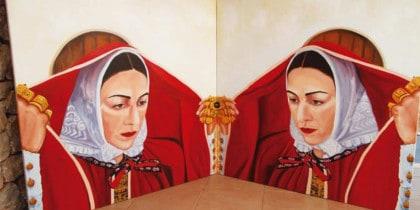 Tere Bonet-tentoonstelling in Can Tixedó Ibiza-cultuur