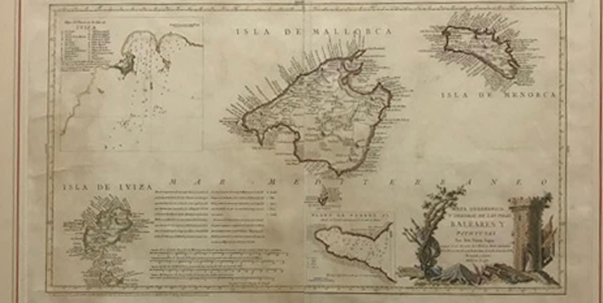 Dos exposiciones por el 30 aniversario del Archivo Histórico de Ibiza y Formentera