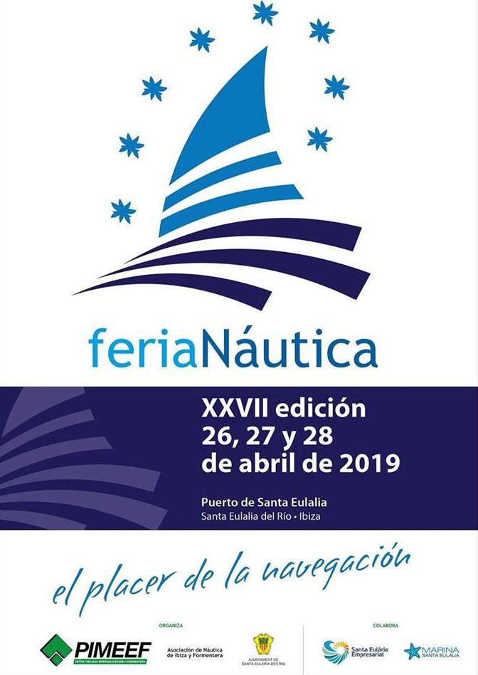 XXVII Feria Náutica de Santa Eulalia