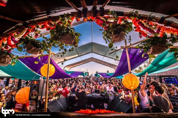 Espansore di talenti a Ibiza al BPM Festival in Messico