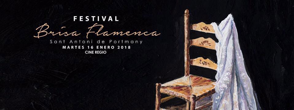 Фестиваль Brisa Flamenca 2018 в Cine Regio