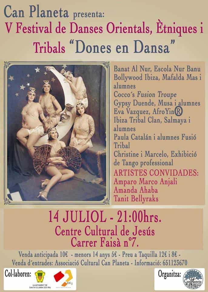 V Festival of Oriental Dances