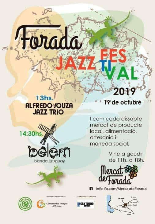 Forada Jazz Festival: Der Kunsthandwerksmarkt ist voller Musik