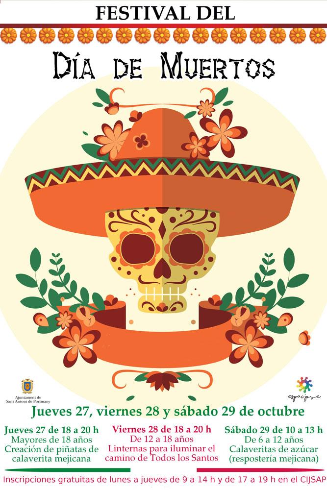 Празднование Дня Мертвых в Сан-Антонио