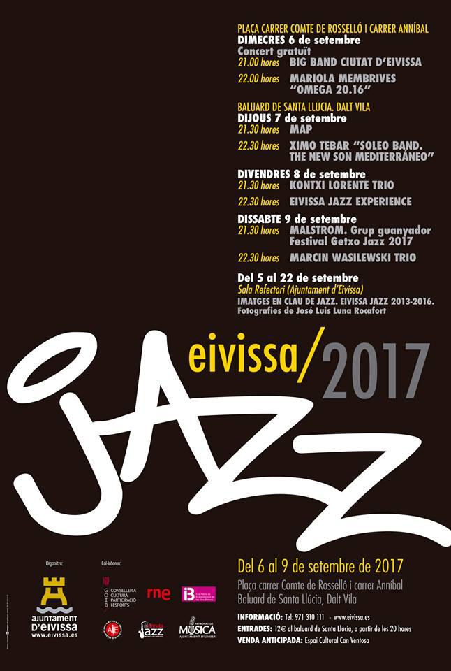 Фестиваль Eivissa Jazz 2017: отличное музыкальное событие под звездами