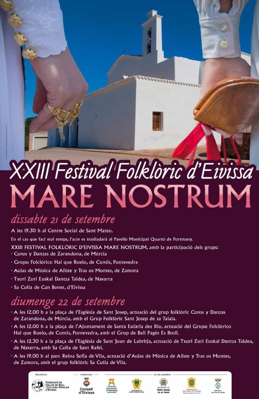 XXIII Festival Folclórico Ibiza Mare Nostrum