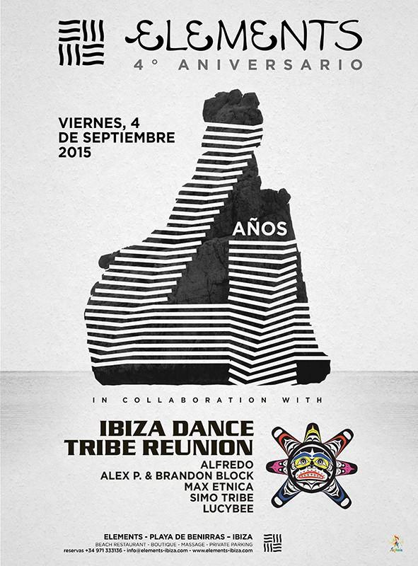 Fiesta de Aniversario de Elements Ibiza