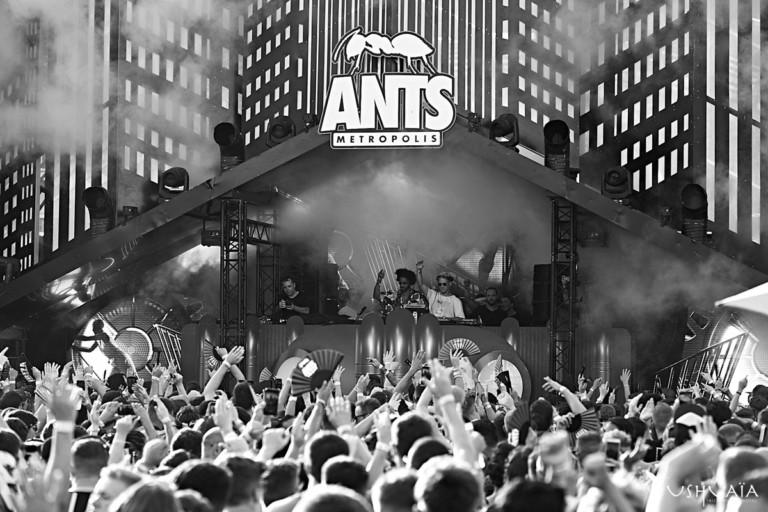 Радиошоу ANTS празднует свою 100 программу с Франсиско Альендесом