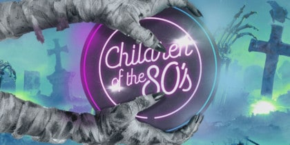Halloween party at Hard Rock Hotel Ibiza with Children of the 80's Fiestas