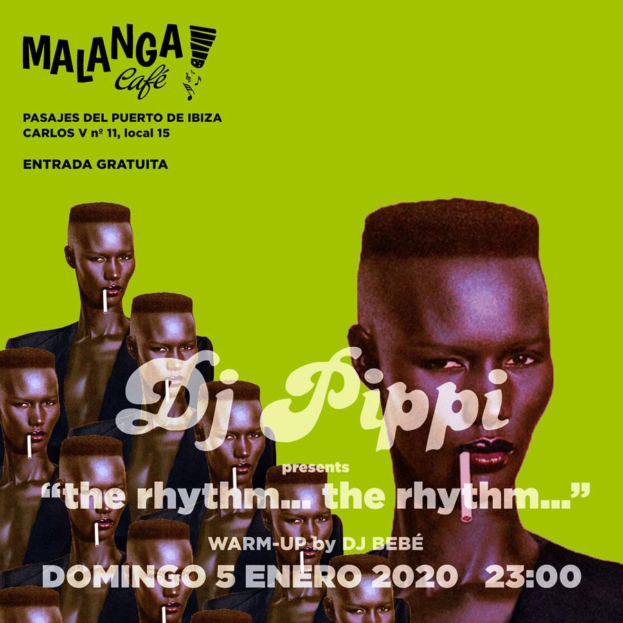 DJ Pippi возвращается с вечеринкой