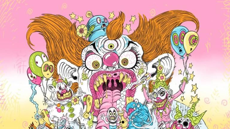 Психоделический цирк Boutique Hostal Salinas на Хэллоуин