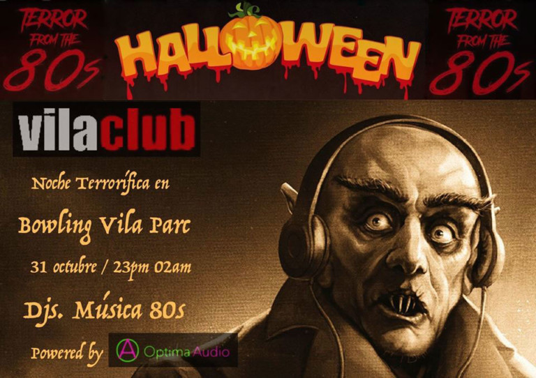 Halloween Party in Bowling Vilaparc Ibiza