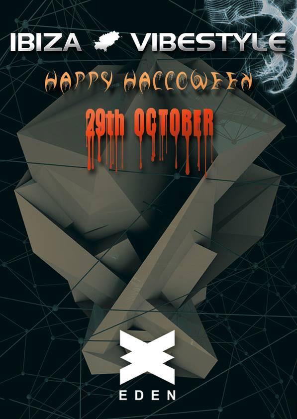 Вечеринка в честь Хэллоуина с Ибицей Vibestyle в Эдеме Ибица