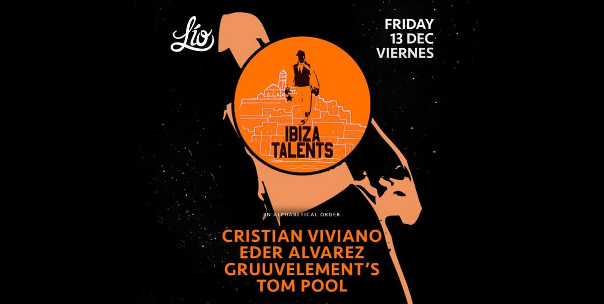 Electrifying Friday with Ibiza Talents at the Lío club
