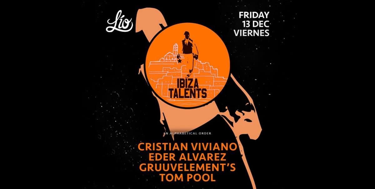 Elektrifizierender Freitag mit Ibiza Talents im Lío Club