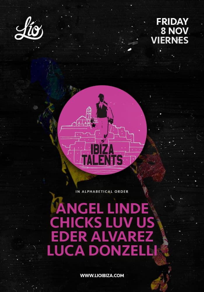 Another irresistible appointment with Ibiza Talents in Lío Ibiza