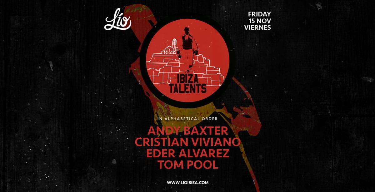 Пятница с Ибицей Таланты в клубе Lío Ibiza