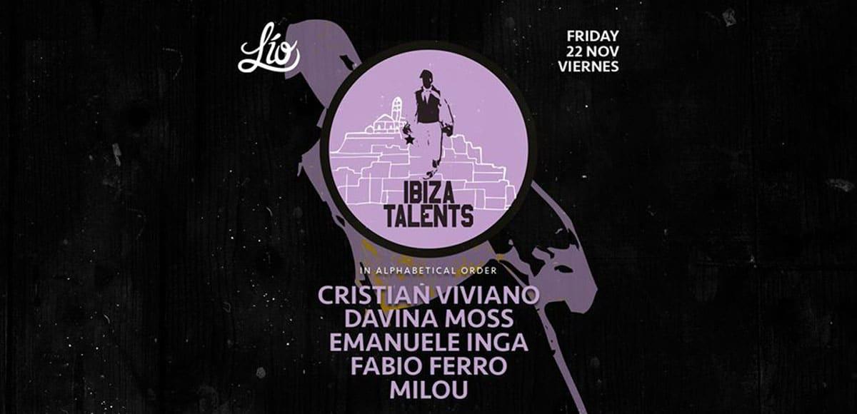 Музыкальная сила Ибицы Таланты в Lío Club Ibiza