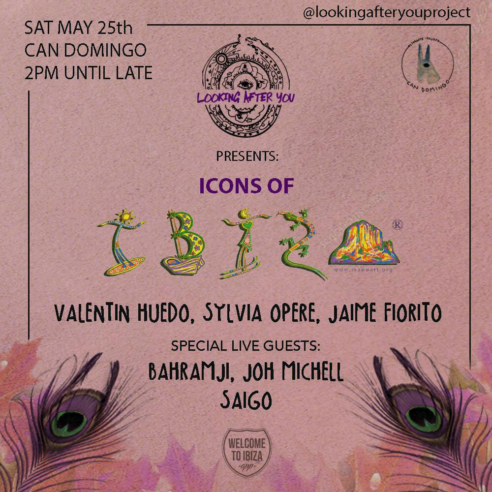 Looking After You presents Icons of Ibiza