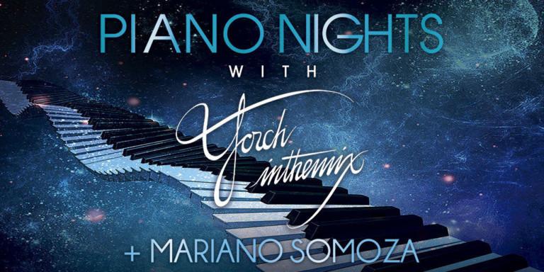 Ночь непреодолимого фортепиано в среду в Нассау Бич Клаб Ибица
