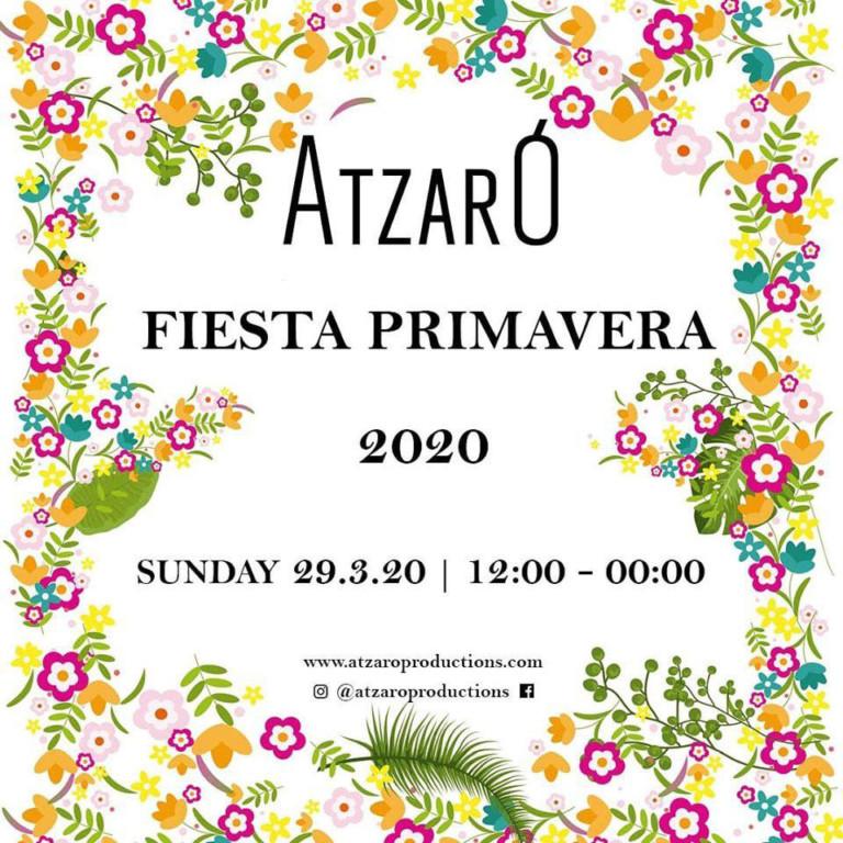 ОТЛОЖЕНО: Праздник весны Атзаро Ибица: магия