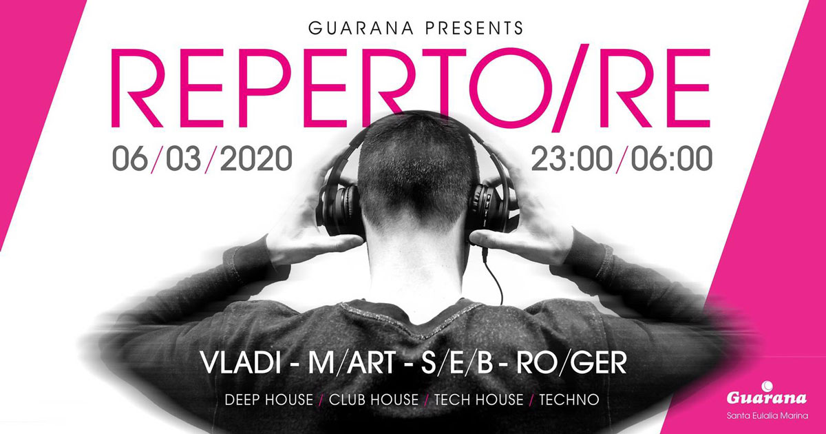 Zweite Repertoire / Re Party im Guarana Club