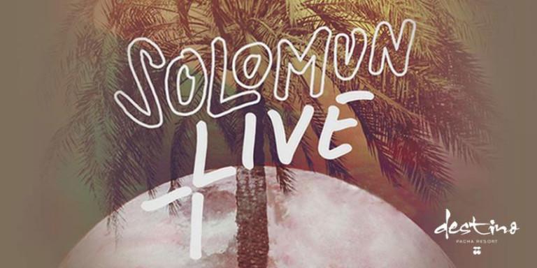 Mathew Jonson in Solomun + Live in Destino Ibiza