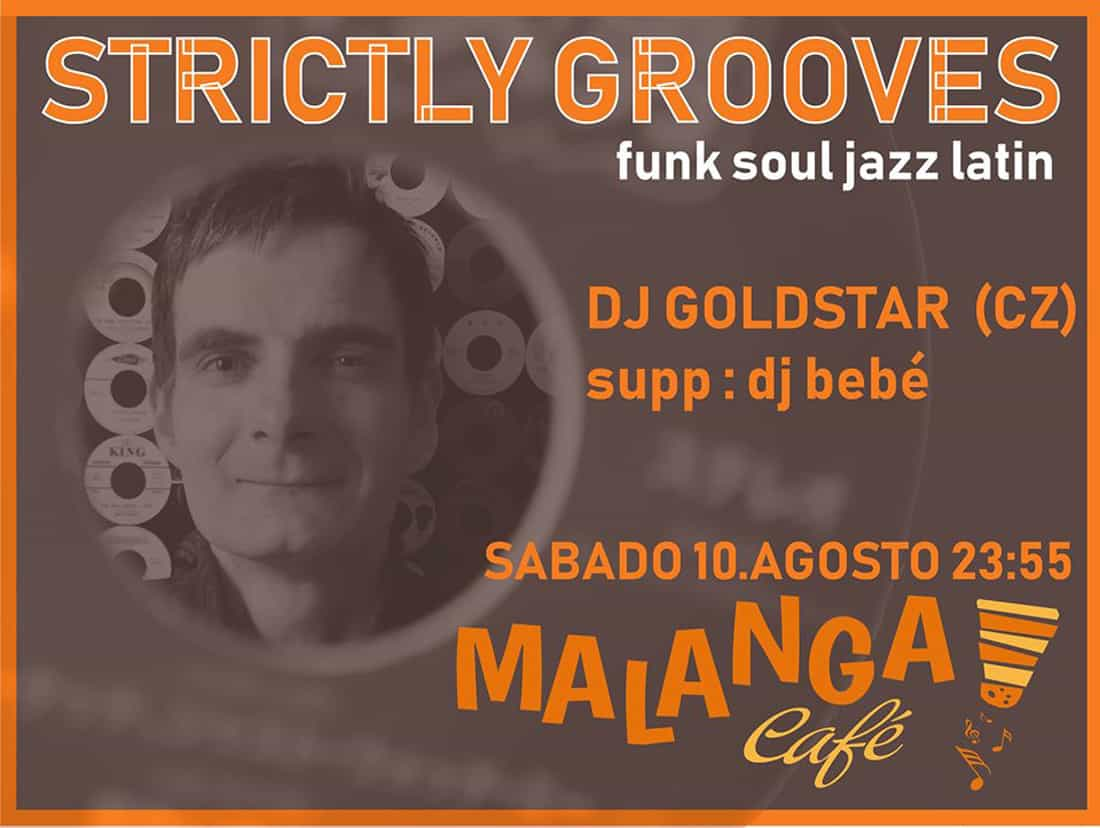Strictly Grooves