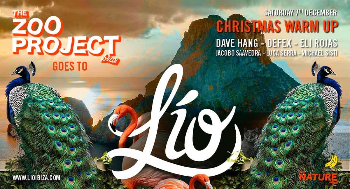 The Zoo Project Goes To Lío Ibiza