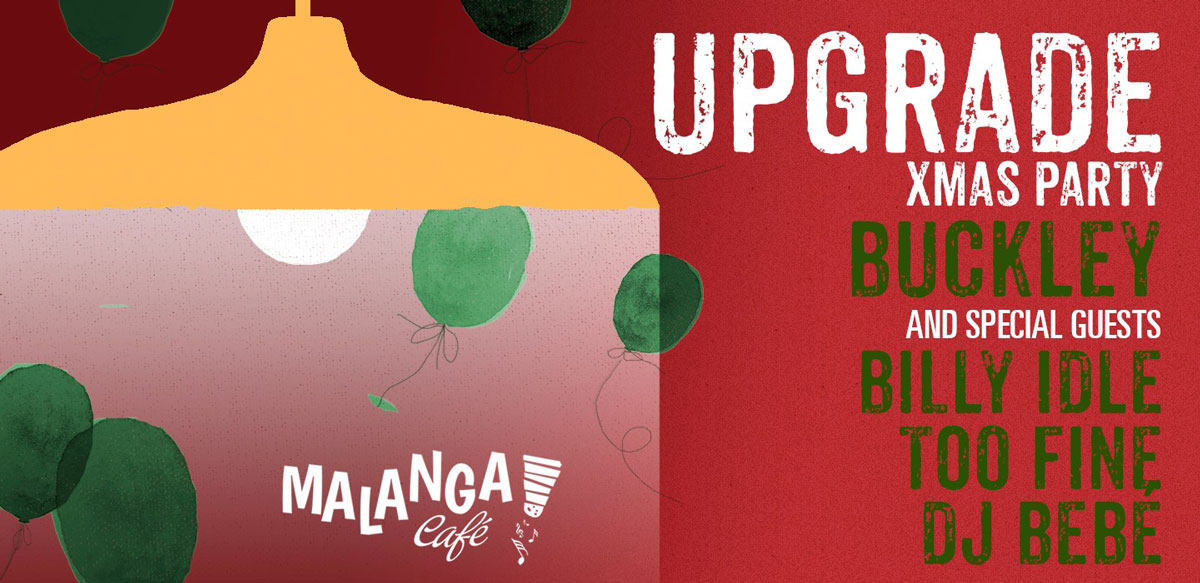 Friday with Upgrade at Malanga Café Ibiza