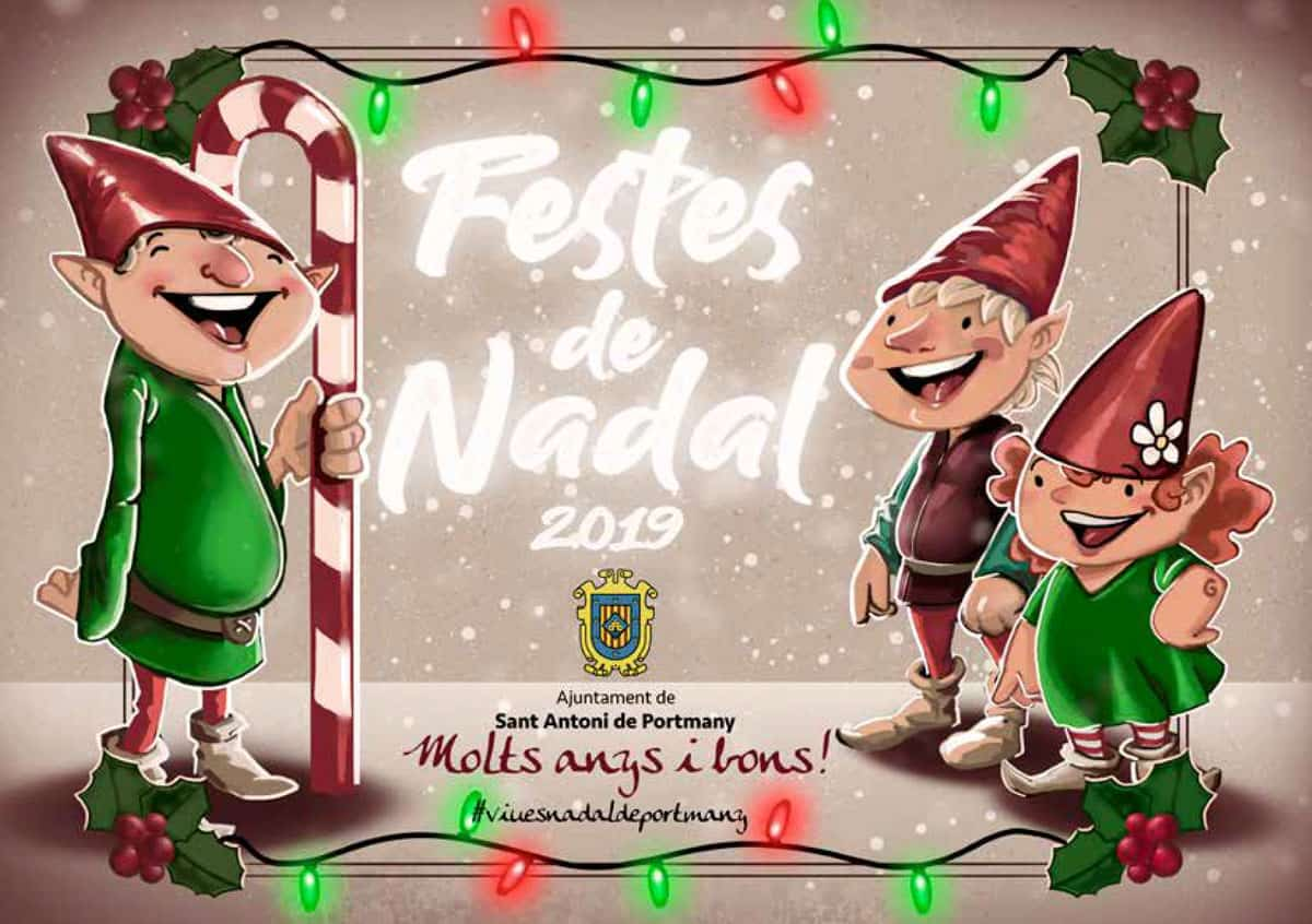Festes de Nadal a Sant Antoni