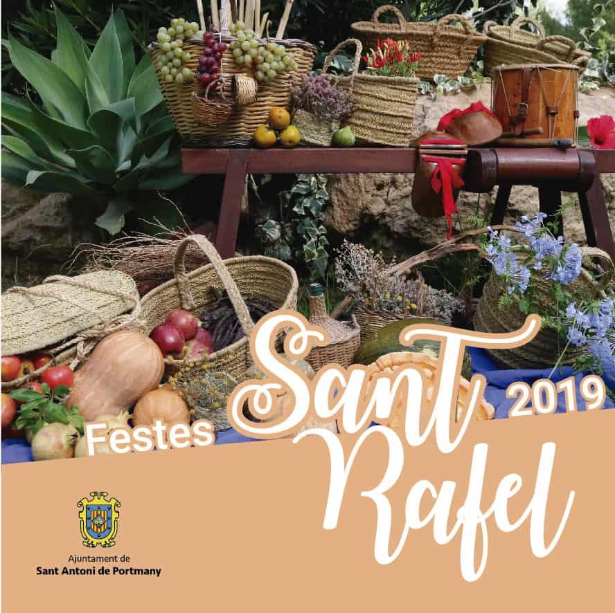 Fiestas de San Rafael en Ibiza