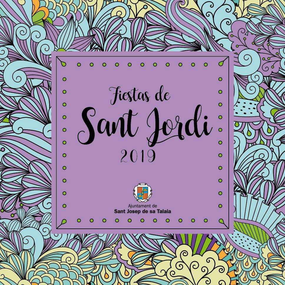 Les fêtes de Sant Jordi remplissent de projets le printemps à Ibiza