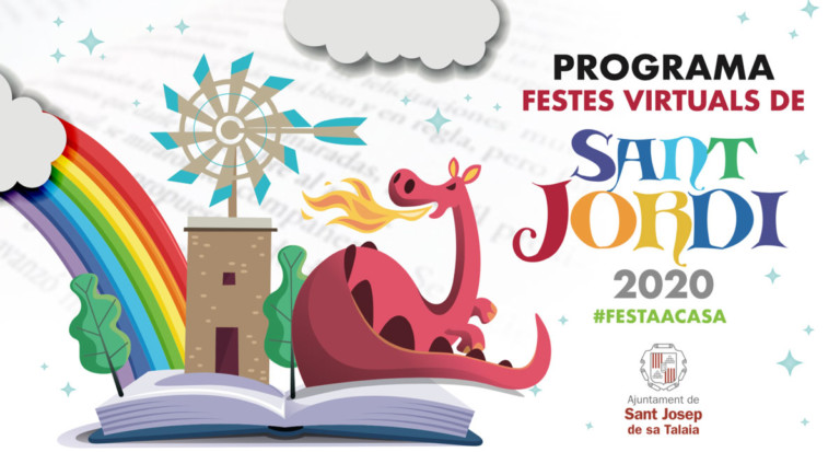 Праздники Сант Жорди: в этом году