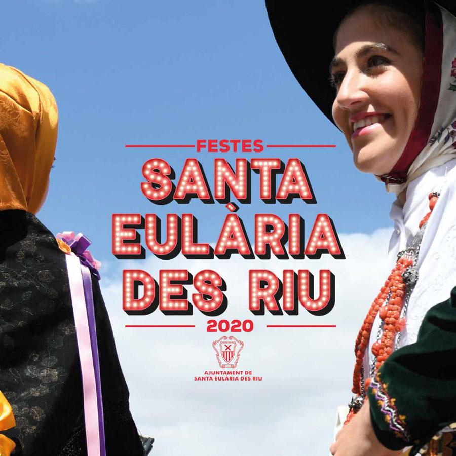Feste von Santa Eulalia