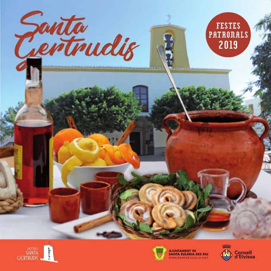 El centro de la isla se anima con las Fiestas de Santa Gertrudis