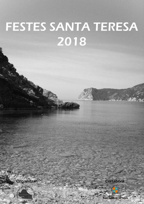 Fiestas de Santa Teresa en Es Cubells 2018