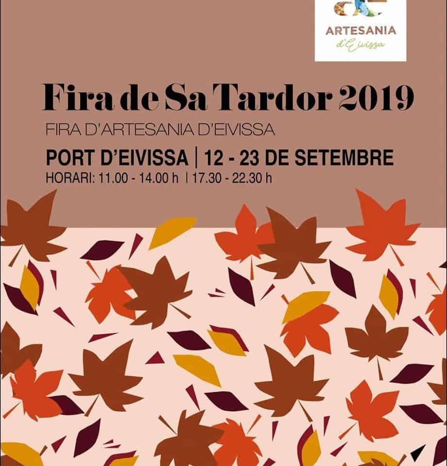 Fira de Sa Tardor: le port d'Ibiza regorge d'artisanat