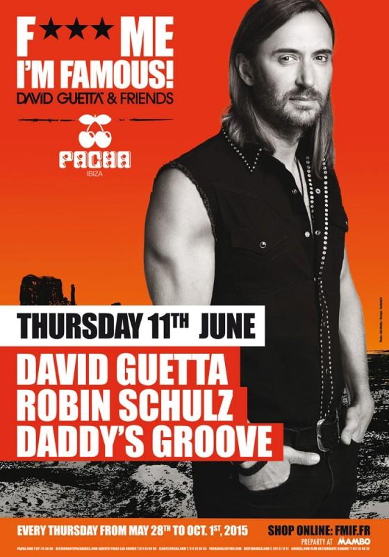 F*** me I'm Famous! este jueves en Pacha Ibiza