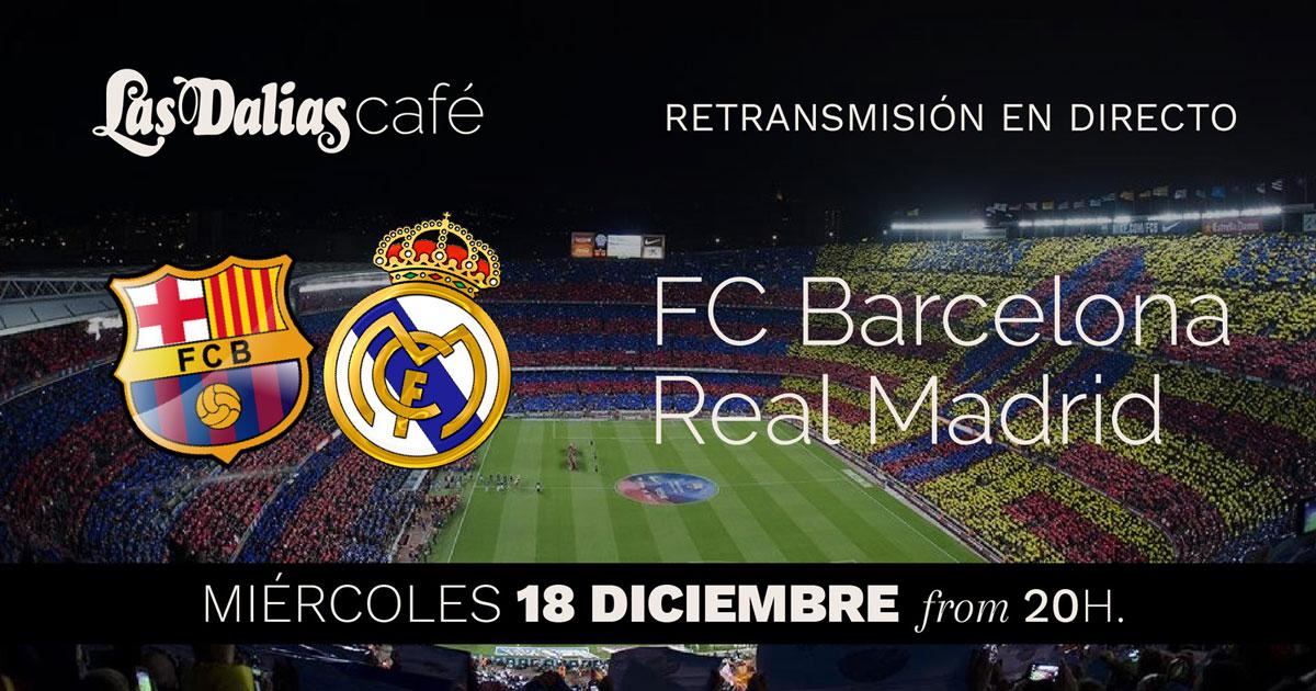 L'emoció de el futbol en directe a Las Dalias Cafè