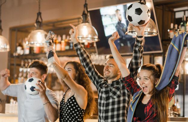 Fußball in Ibiza